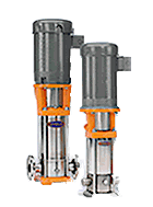 Berkeley vertical booster pumps