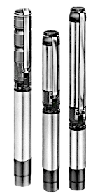 Flint & Walling submersible & booster pumps